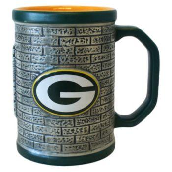 Boelter Green Bay Packers Stone Coffee Mug