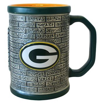 Boelter Green Bay Packers Stone Coffee Mug