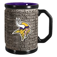 Boelter Minnesota Vikings Stone Coffee Mug
