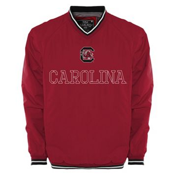 Men's Franchise Club South Carolina Gamecocks Trainer Windshell Pullover