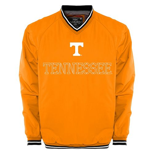Men's Franchise Club Tennessee Volunteers Trainer Windshell Pullover