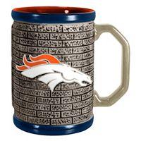Boelter Denver Broncos Stone Coffee Mug