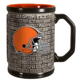 Boelter Cleveland Browns Stone Coffee Mug