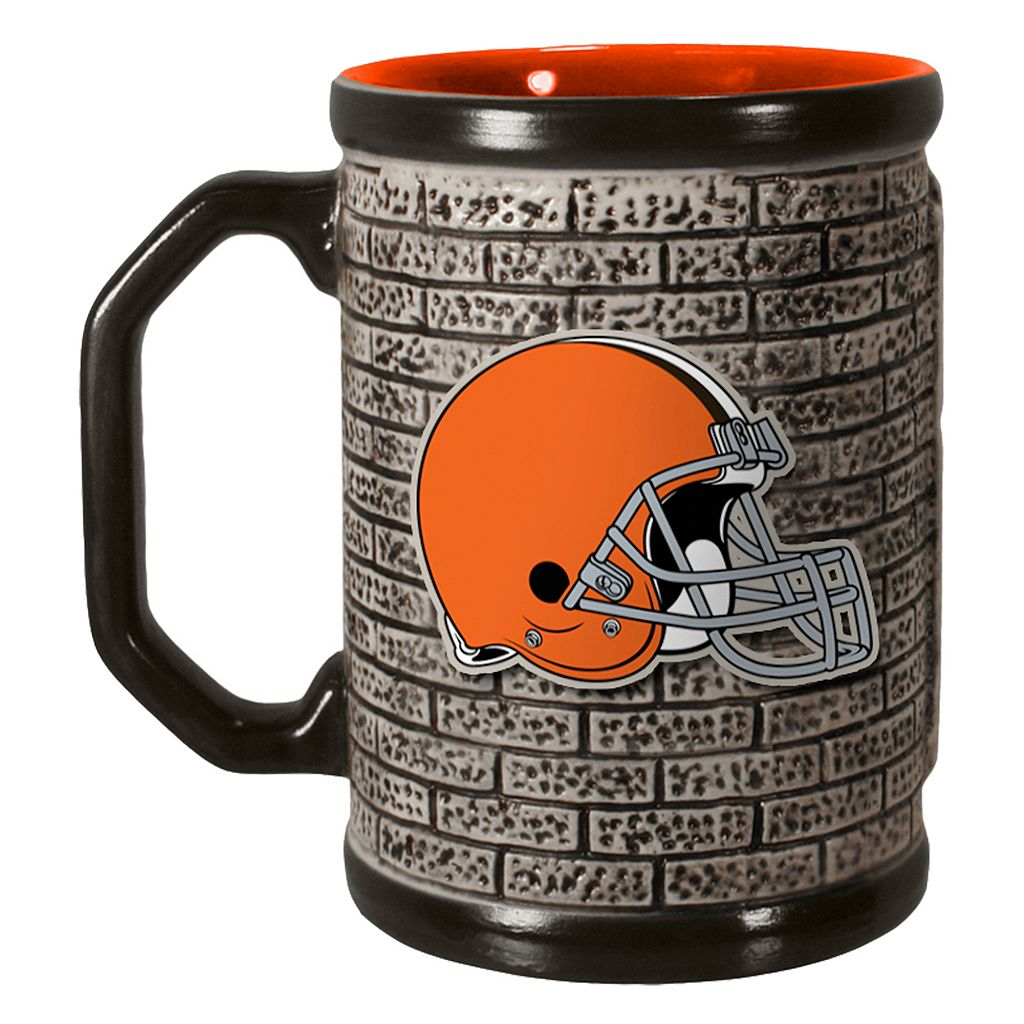 Boelter Cleveland Browns Stone Coffee Mug