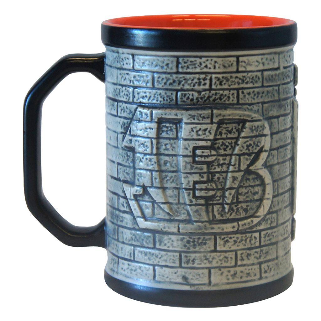Boelter Cincinnati Bengals Stone Coffee Mug
