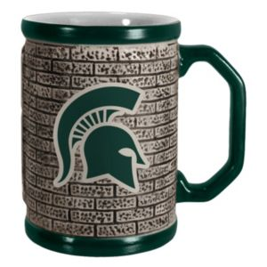 Boelter Michigan State Spartans Stone Coffee Mug
