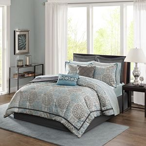 Madison Park 12-piece Kerry Comforter Set