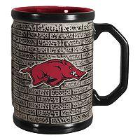 Boelter Arkansas Razorbacks Stone Coffee Mug