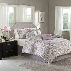 Madison Park 7 pc Lira Comforter Set