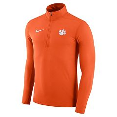 Men's Nike Clemson Tigers Dri-FIT Element Pullover