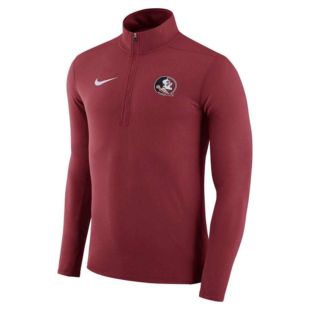 9cf93242 Men's Nike Florida State Seminoles Dri-FIT Element Pullover