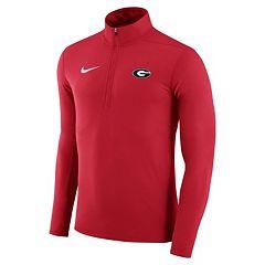 Men's Nike Georgia Bulldogs Dri-FIT Element Pullover