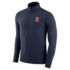 Men's Nike Illinois Fighting Illini Dri-FIT Element Pullover