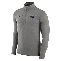 Men's Nike Kansas State Wildcats Dri-FIT Element Pullover