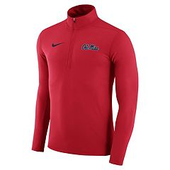 Men's Nike Ole Miss Rebels Dri-FIT Element Pullover