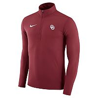 Men's Nike Oklahoma Sooners Dri-FIT Element Pullover