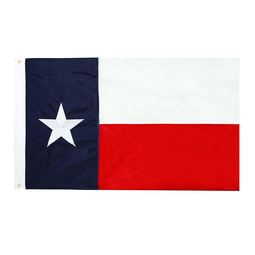 Celebrate Americana Together Large Texas Flag Wall Decor