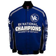 Men's Franchise Club Kentucky Wildcats Commemorative Varsity Jacket