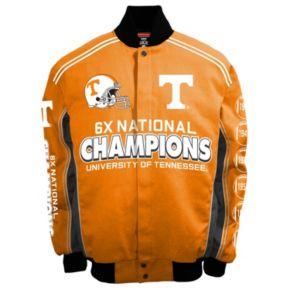 Men's Franchise Club Tennessee Volunteers Commemorative Varsity Jacket