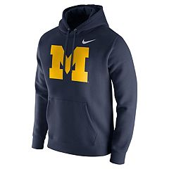 Men's Nike Michigan Wolverines Club Hoodie