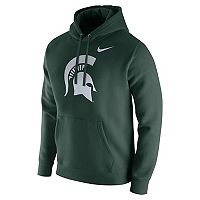 Men's Nike Michigan State Spartans Club Hoodie