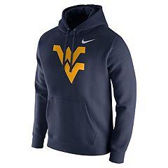 Men's Nike West Virginia Mountaineers Club Hoodie