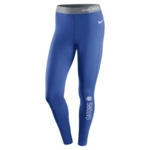 Women's Nike Florida Gators Hyperwarm Tights