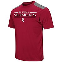 Men's Campus Heritage Oklahoma Sooners Rival Heathered Tee