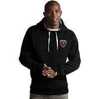 Men's Antigua DC United Victory Pullover Hoodie