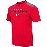 Men's Campus Heritage Rutgers Scarlet Knights Rival Heathered Tee
