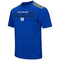 Men's Campus Heritage Duke Blue Devils Rival Heathered Tee