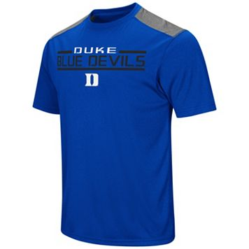 Men's Campus Heritage Duke Blue Devils Rival Heathered Tee