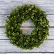 Pure Garden 14-in. Artificial Boxwood Wreath