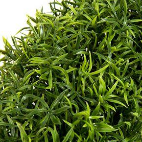 Pure Garden Artificial Grass Wreath