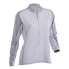Women's Nancy Lopez Melody Long Sleeve Golf Top