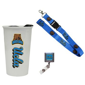 UCLA Bruins Badge Holder, Lanyard & Tumbler Job Pack