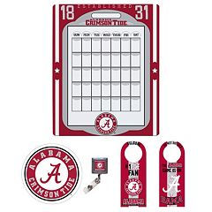 Alabama Crimson Tide Dorm Room Pack