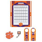 Clemson Tigers Dorm Room Pack