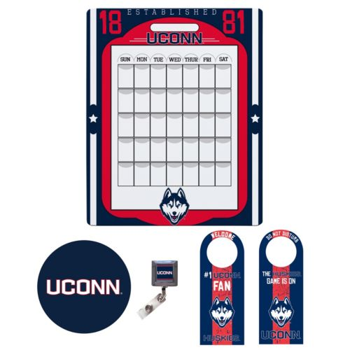 UConn Huskies Dorm Room Pack