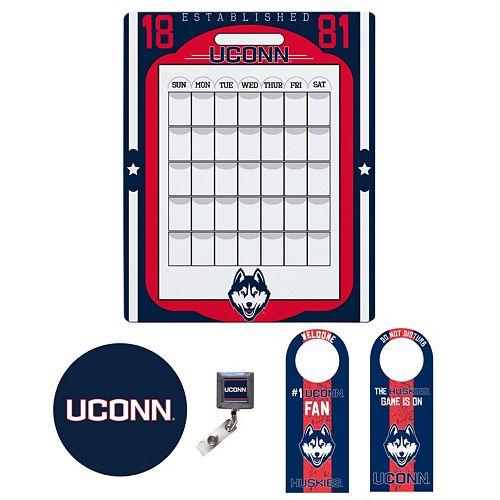 UConn Huskies Dorm Room Pack