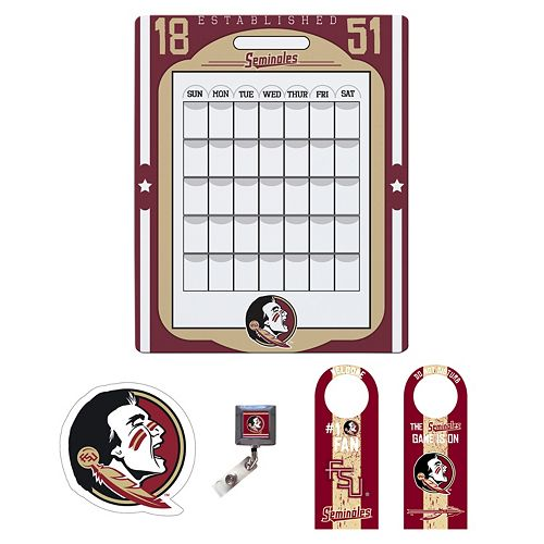 Florida State Seminoles Dorm Room Pack