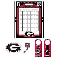 Georgia Bulldogs Dorm Room Pack