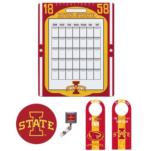 Iowa State Cyclones Dorm Room Pack