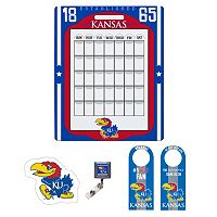 Kansas Jayhawks Dorm Room Pack