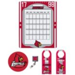 Louisville Cardinals Dorm Room Pack