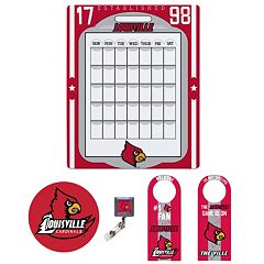 Louisville Cardinals Dorm Room Pack