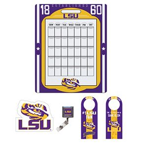 LSU Tigers Dorm Room Pack