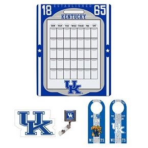 Kentucky Wildcats Dorm Room Pack
