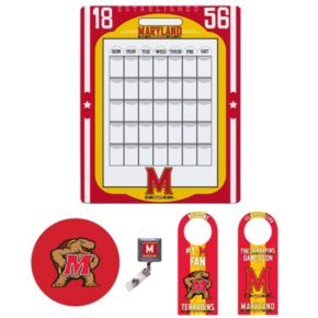 Maryland Terrapins Dorm Room Pack