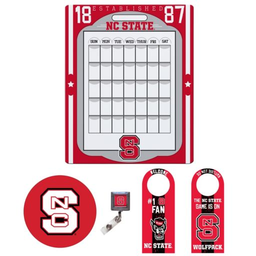 North Carolina State Wolfpack Dorm Room Pack